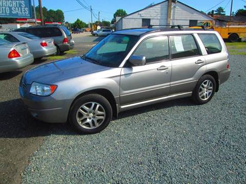 2006 Subaru Forester for sale in Lancaster, SC