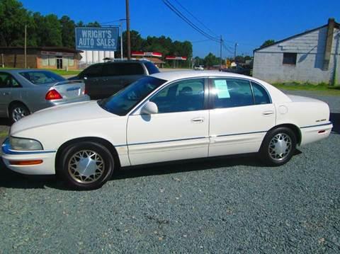 2001 Buick Park Avenue for sale in Lancaster, SC