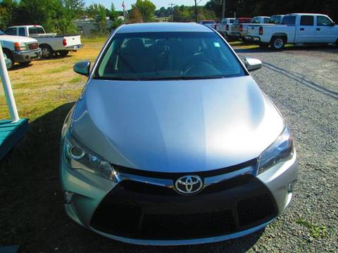 2015 Toyota Camry for sale in Lancaster, SC