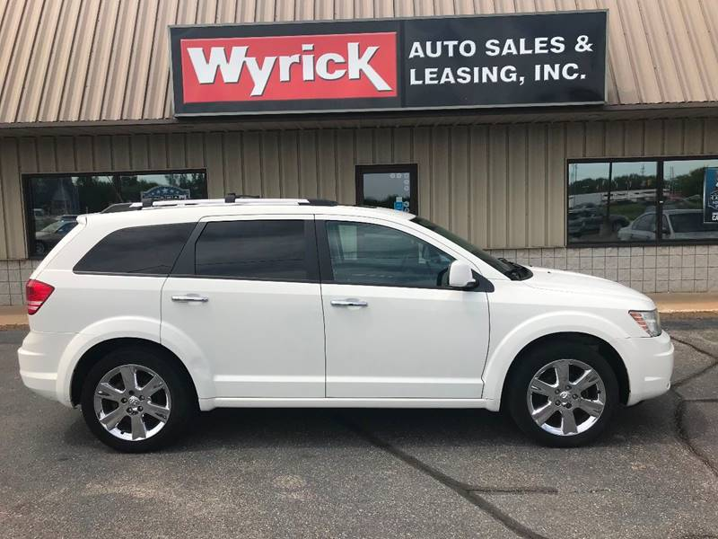 2010 Dodge Journey Awd Rt 4dr Suv In Holland Mi Wyrick Auto Sales