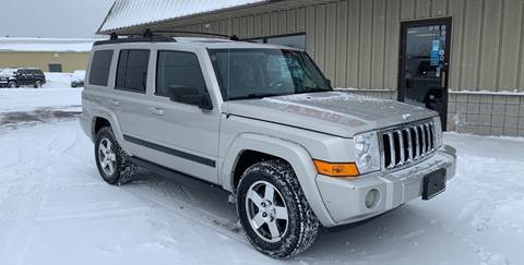 2009 Jeep Commander for sale in Zeeland, MI