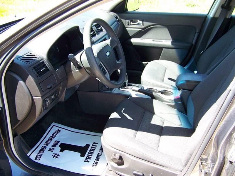 2011 Ford Fusion SE 4dr Sedan - Troy MO