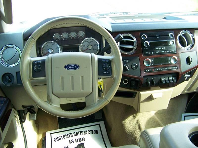 2009 Ford F-250 Super Duty 4x4 Lariat 4dr Crew Cab 6.8 ft. SB Pickup - Troy MO