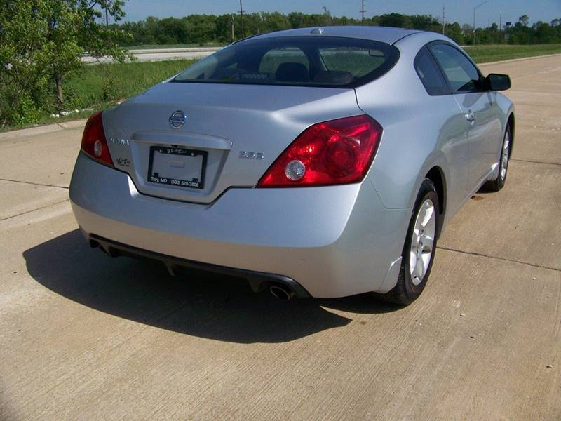 2009 Nissan Altima 2.5 S 2dr Coupe CVT - Troy MO
