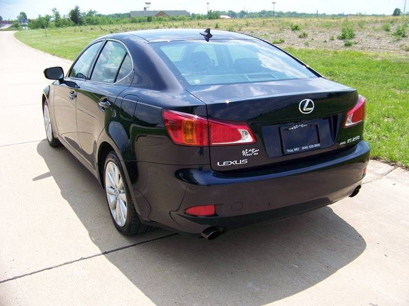 2009 Lexus IS 250 AWD 4dr Sedan - Troy MO