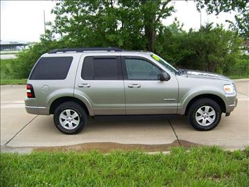 2008 Ford Explorer for sale at J L AUTO SALES in Troy MO