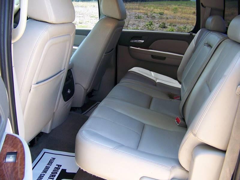 2007 GMC Sierra 1500 SLT 4dr Crew Cab 4x4 5.8 ft. SB - Troy MO
