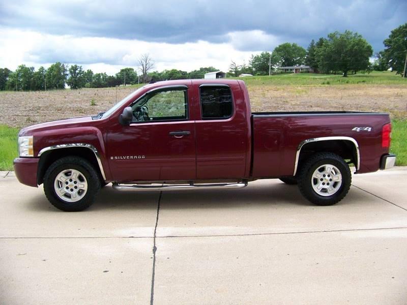 2009 Chevrolet Silverado 1500 4x4 LT 4dr Extended Cab 6.5 ft. SB - Troy MO