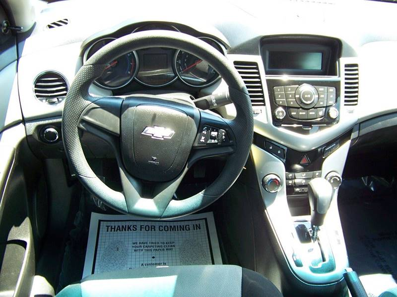 2011 Chevrolet Cruze LS 4dr Sedan - Troy MO