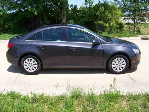 2011 Chevrolet Cruze for sale at J L AUTO SALES in Troy MO