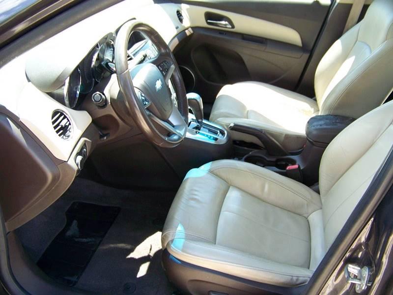 2011 Chevrolet Cruze LTZ 4dr Sedan - Troy MO