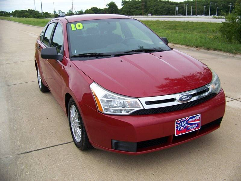 2010 Ford Focus SE 4dr Sedan - Troy MO