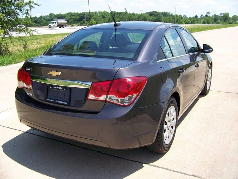 2011 Chevrolet Cruze LS 4dr Sedan - Troy MO