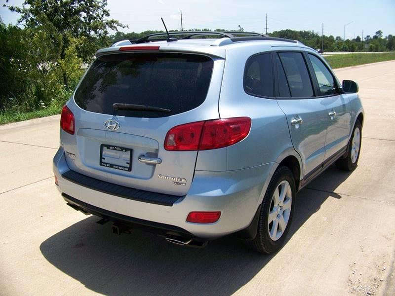 2007 Hyundai Santa Fe Limited 4dr SUV - Troy MO