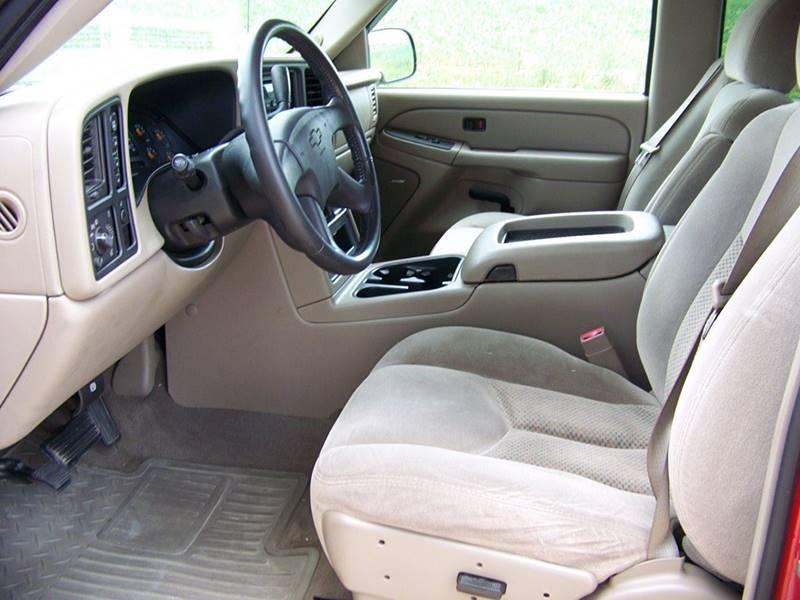 2004 Chevrolet Silverado 1500 4dr Crew Cab LS 4WD SB - Troy MO