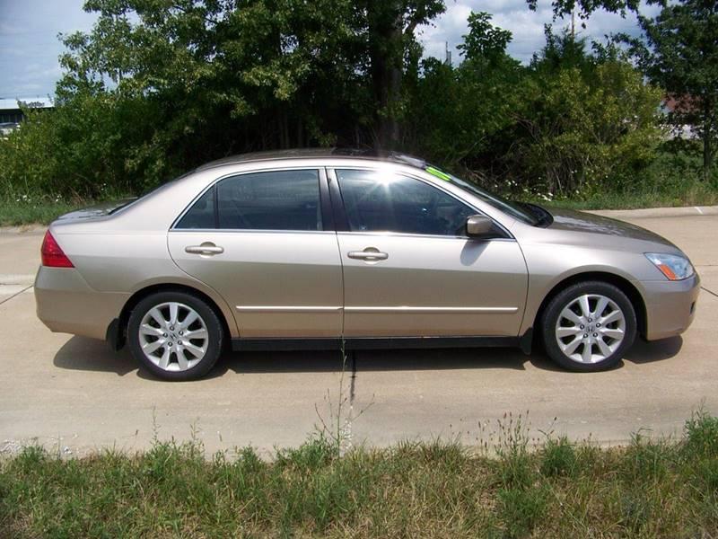 2007 honda accord lx v 6 4dr sedan in troy mo j l auto sales for 2007 honda accord lx sedan