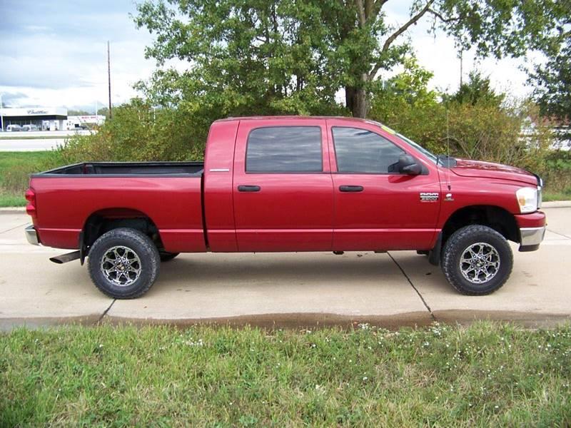Dodge 2500 Mega Cab >> 2007 Dodge Ram Pickup 2500 Laramie 4dr Mega Cab 4wd Sb In