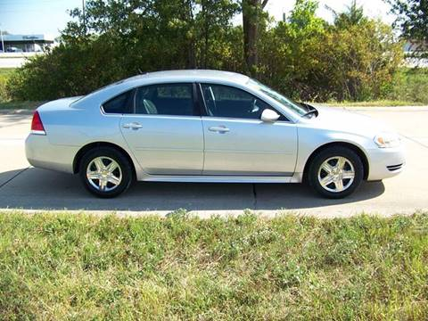 2010 Chevrolet Impala for sale in Troy, MO