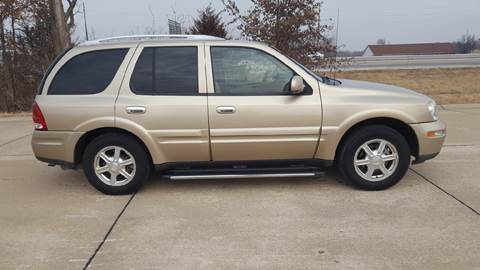 2006 Buick Rainier for sale at J L AUTO SALES in Troy MO