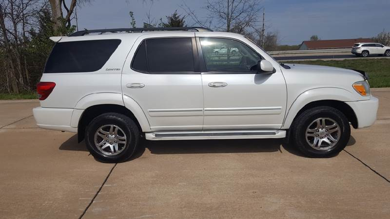 2005 Toyota Sequoia Limited 4WD 4dr SUV   Troy MO