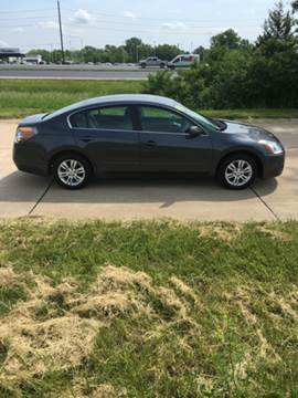 2010 Nissan Altima for sale at J L AUTO SALES in Troy MO