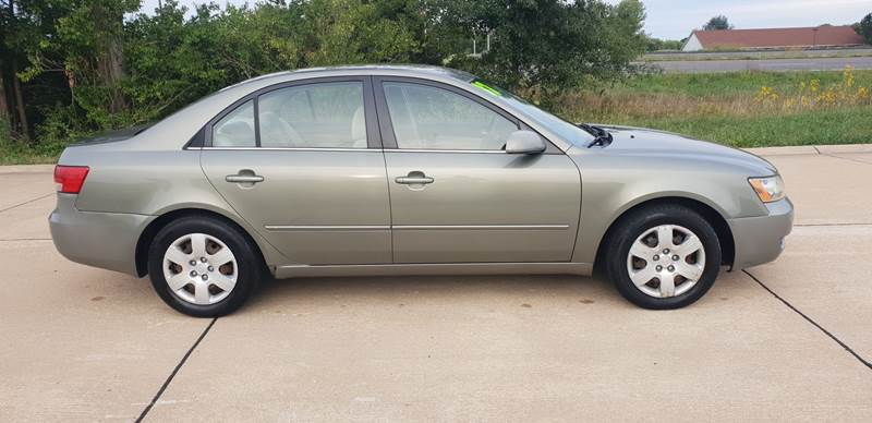 2007 Hyundai Sonata GLS 4dr Sedan   Troy MO