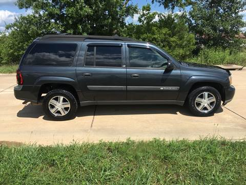 2004 Chevrolet TrailBlazer EXT for sale in Troy, MO