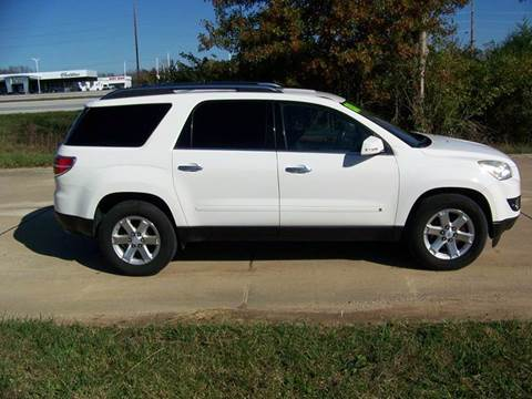 2008 Saturn Outlook for sale at J L AUTO SALES in Troy MO