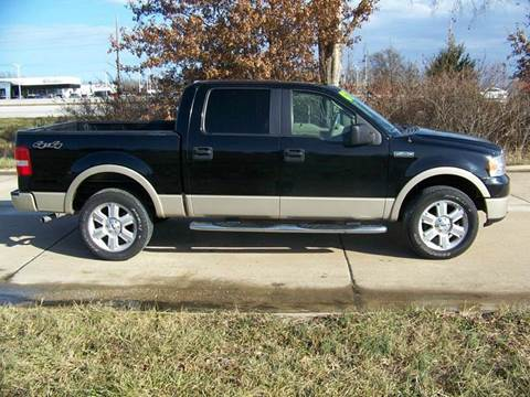 2007 Ford F-150 for sale at J L AUTO SALES in Troy MO