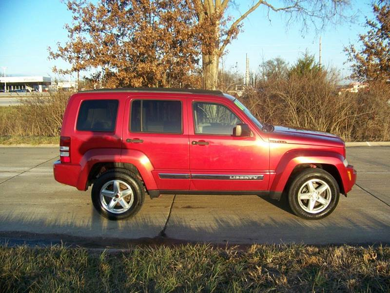 2008 Jeep Liberty 4x4 Limited 4dr SUV - Troy MO