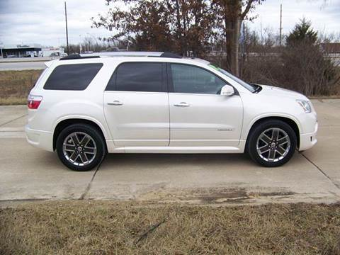 2011 GMC Acadia for sale at J L AUTO SALES in Troy MO