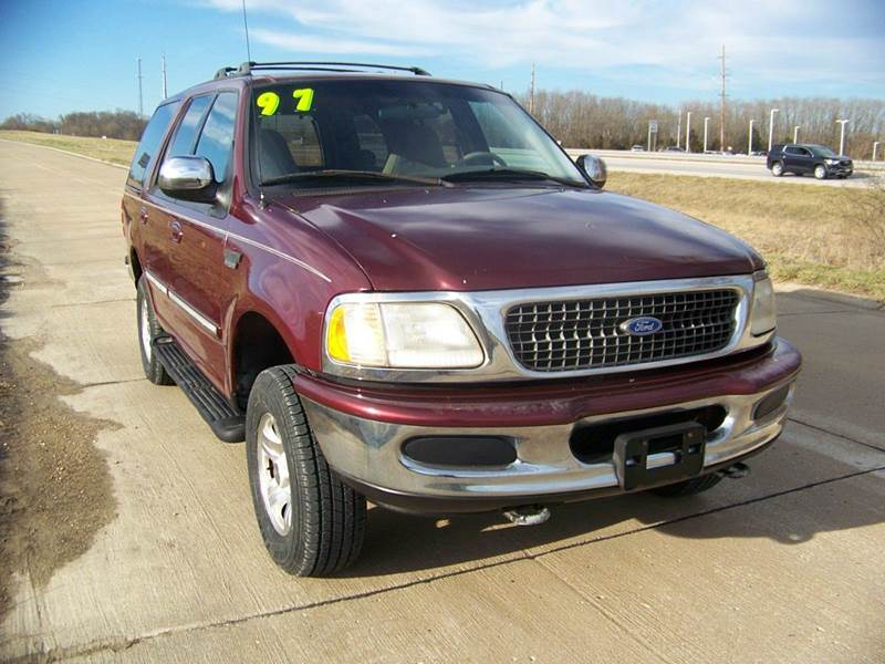 1997 Ford Expedition 4dr XLT 4WD SUV - Troy MO