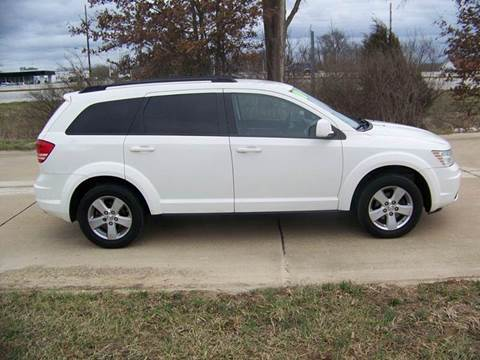 2010 Dodge Journey for sale at J L AUTO SALES in Troy MO