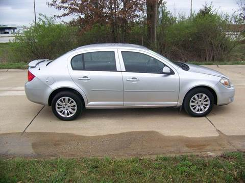 2010 Chevrolet Cobalt for sale at J L AUTO SALES in Troy MO