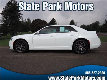2015 Chrysler 300 for sale in Wintersville, OH