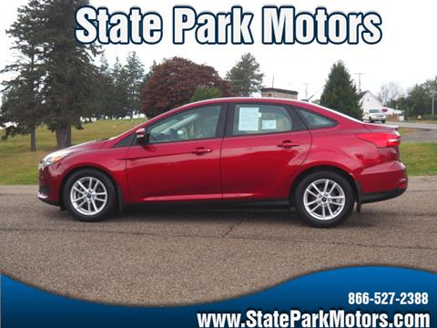 2016 Ford Focus for sale in Wintersville, OH
