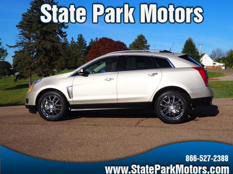 2014 Cadillac SRX for sale in Wintersville, OH