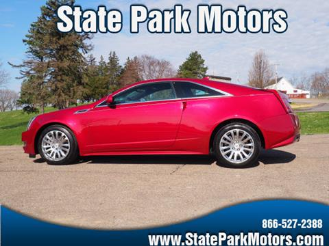 2013 Cadillac CTS for sale in Wintersville, OH