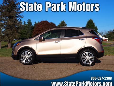 2018 Buick Encore for sale in Wintersville, OH