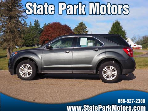 2017 Chevrolet Equinox for sale in Wintersville, OH
