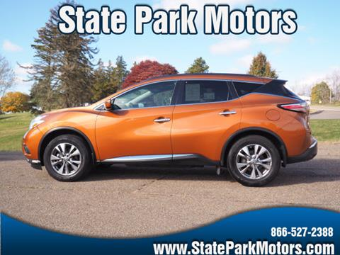 2016 Nissan Murano for sale in Wintersville, OH