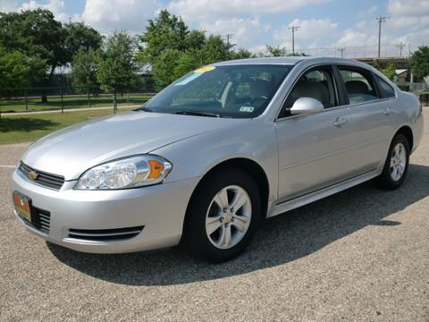 2011 Chevrolet Impala for sale in Houston TX