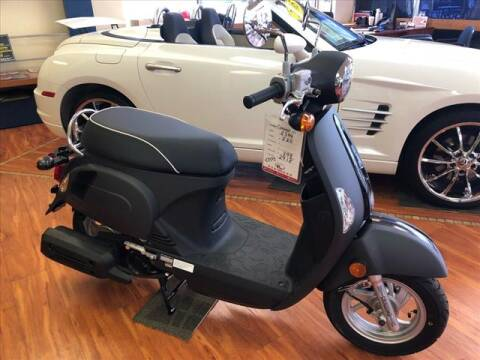 2018 Kymco COMPAGNO 110i for sale at Richardson Sales & Service in Highland IN