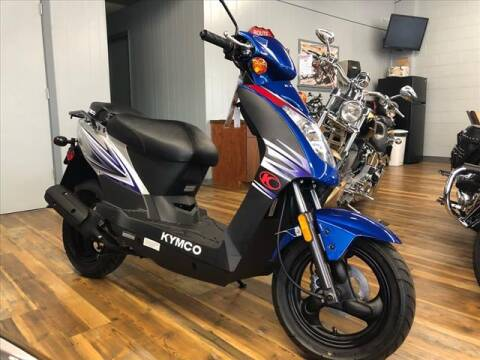 2018 Kymco AGILITY 50 4T for sale in Highland, IN