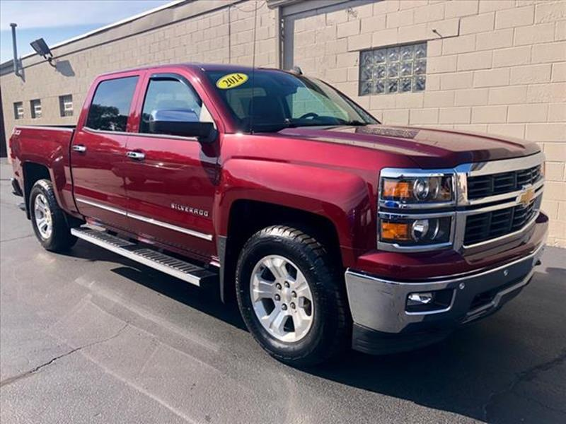 2014 Chevrolet Silverado 1500 Ltz Z71 In Highland In Richardson