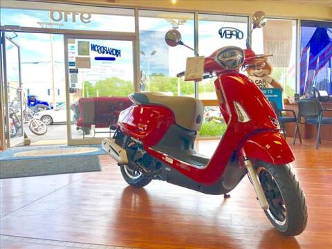2019 Kymco Like 150i for sale at Richardson Sales & Service in Highland IN