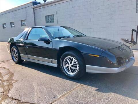 1985 Pontiac Fiero for sale in Highland, IN