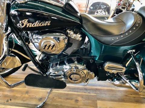 2018 Indian SPRINGFIELD