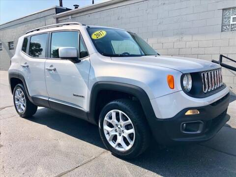 2017 Jeep Renegade for sale at Richardson Sales & Service in Highland IN