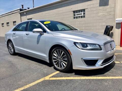 2017 Lincoln MKZ for sale at Richardson Sales & Service in Highland IN